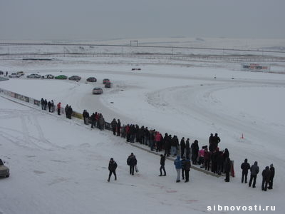 "I этап зимнего чемпионата ""Winter Drift Battle"""
