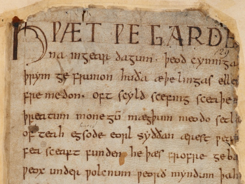 an overview of one of the oldest poems in the english language beowulf An overview of english literature the term english literature refers to literature written in the english language epic poems were thus very popular and.